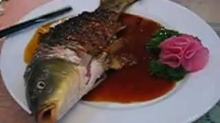 Thumb En China sirven pescado frito estando aún vivo