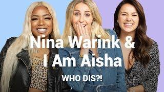 NINA WARINK de ULTIEME TATTA?! | WHO DIS?!