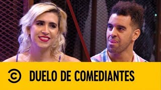 Ophelia Pastrana VS Isaac Salame | Duelo de Comediantes | Comedy Central LA
