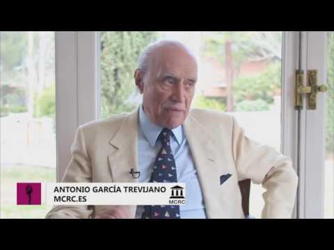Antonio García Trevijano contra el Régimen de partidos surgido tras la muerte de Franco.