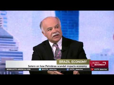 Paulo Sotero from Wilson Center discusses Brazil's economy