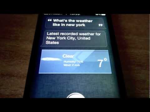 How To Install Sara The Siri Clone For iPhone 4.3GS.3G.iPod Touch.iPad.iPad 2 On iOS 5/5.0.1