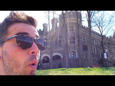 HAUNTED CASTLE!