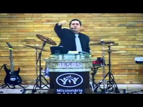 Pr. Ezequias Bezerra - Lutando com Deus