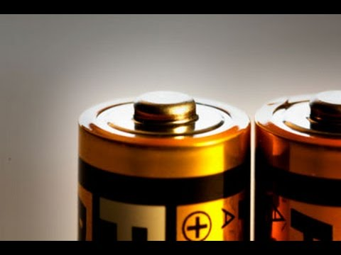 HOW IT WORKS - Batteries