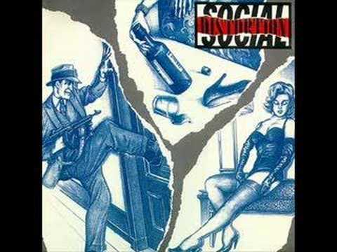 Social Distortion Ring of Fire