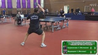 BEST MOMENTS OF TOURNAMENT Raubichi Part 2/2 Table Tennis