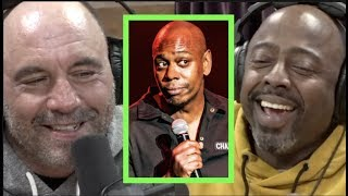 Donnell Rawlings Says Dave Chappelle Loves Worldstar Videos | Joe Rogan