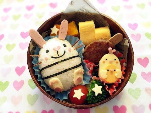 How to make an egg shaped bunny - Húsvéti nyuszi és tojás készítése