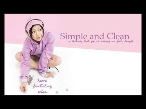 Utada Hikaru - Simple And Clean PLANITb Mix Full HD