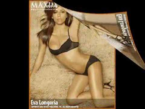 the HOTTEST pics of eva longoria Video