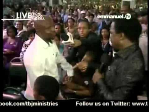 Tb Joshua. Prayer & Prophecy 19-01-2013 video