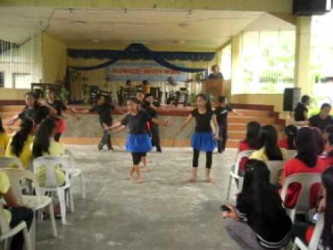 Interpretative Dance - Paraiso