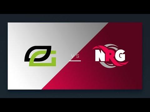 CS:GO - OpTic vs. NRG [Mirage] Map 2 - NA Day 6 - ESL Pro League Season 6