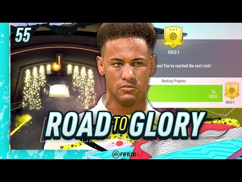 FIFA 20 ROAD TO GLORY #55 - IT WORKS!!