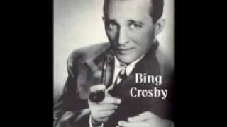 Watch Bing Crosby I Cant Begin To Tell You video