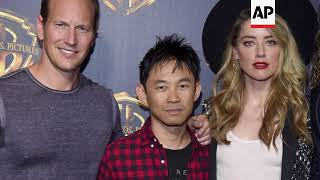 At Comic-Con, John Cena and director James Wan react to Disney's firing of 'Guardians of the Galaxy'