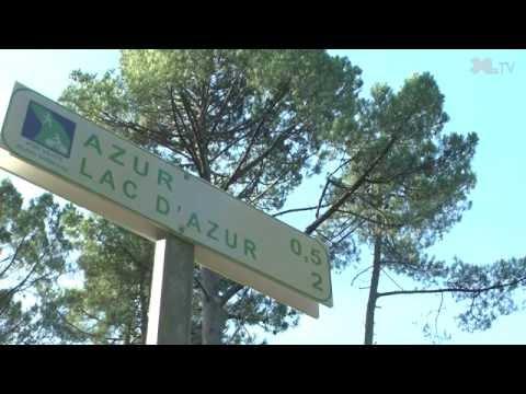 Une nouvelle voie verte reliant Messanges à Azur