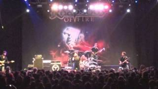 INFERIS - Burning (live)