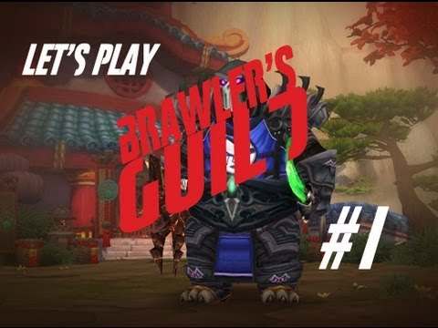 Let's Play - Brawler's Guild #1 - Bruce - Rogue POV - World of Warcraft Gameplay/Commentary WoW