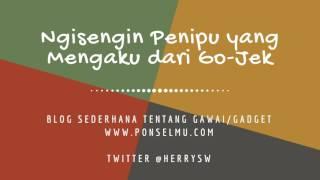 Download video Ngisengin Penipu yang Mengaku dari Go Jek