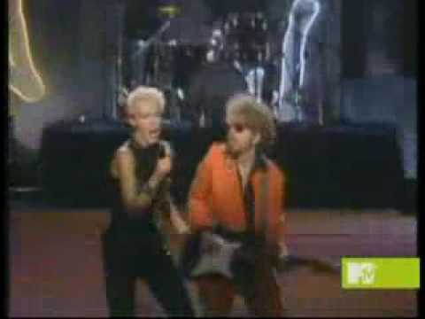 Eurythmics Would I Lie To You?