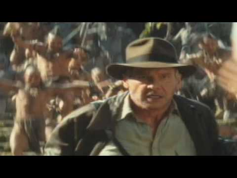 Indiana Jones and the Kingdom of Crystal Skull Trailer (iHD) Video