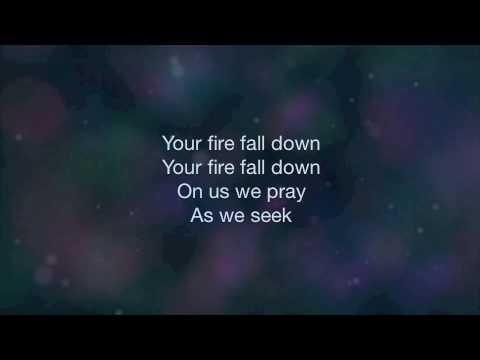 Fire Fall Down - Hillsong lyrics