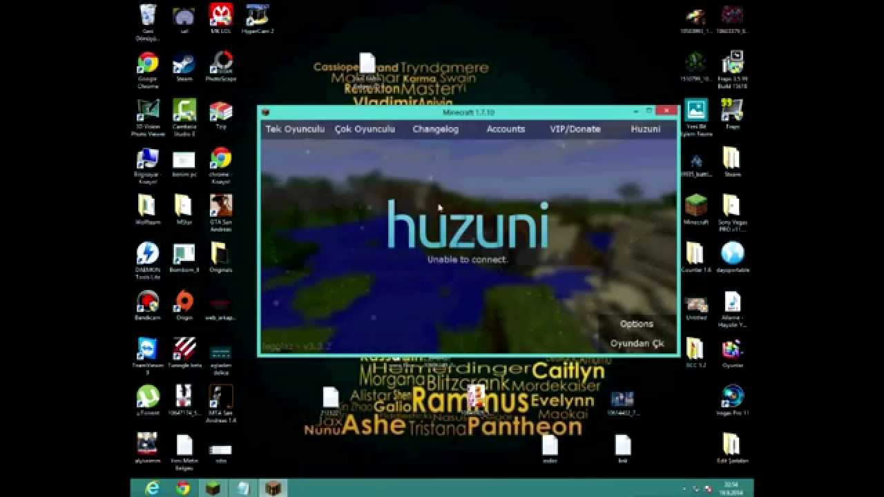 how to download huzuni 1.10