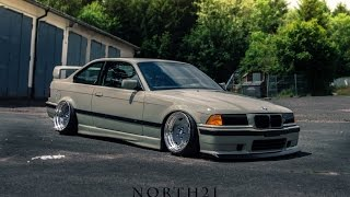 VIOLENT CLIQUE GERMANY - BMW e36 ON POINT