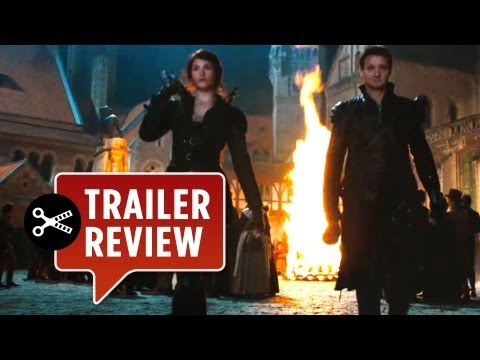 Instant Trailer Review - Hansel and Gretel: Witch Hunters (2013) Trailer Review HD