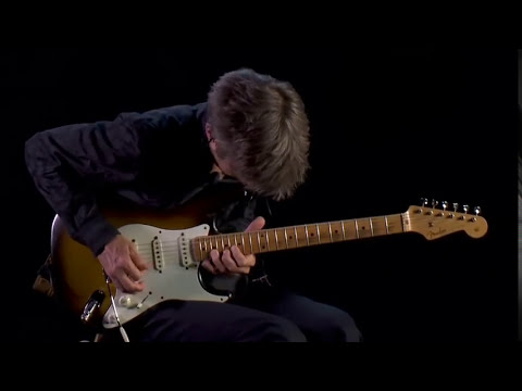 Eric Johnson playing
