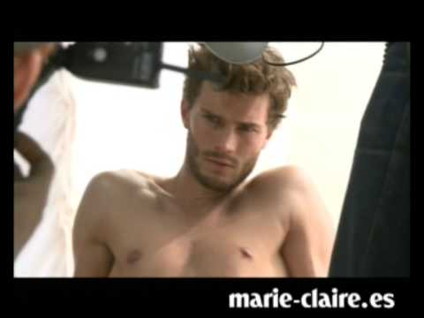 Jamie Dornan para Calvin Klein: el making of