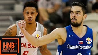 Poland vs Czech Republic - Full Game Highlights | FIBA World Cup 2019