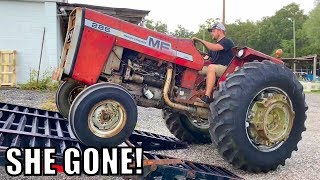 SOLD Our Massey Ferguson 285 For A Premium!!