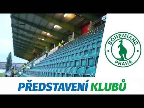 Kluby SL se představují - Bohemians Praha 1905