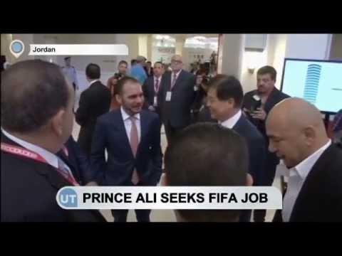 Jordanian Prince in FIFA Bid: World football governing body dogged by corruption scandal