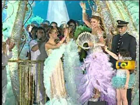 reina carnaval barranquilla 2007: