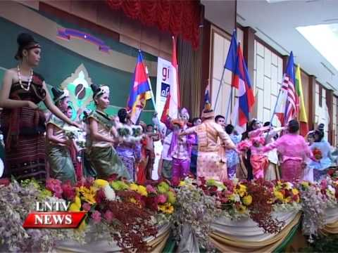 Lao NEWS on LNTV: The 1st Lao Coffee festival kicks off.28/10/2014
