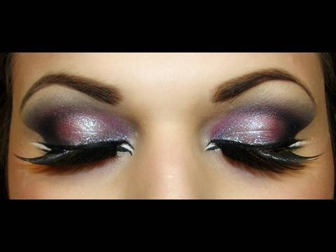 Exotic Arab Makeup Smokey Eyes المكياج العربي