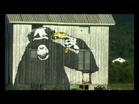 Banksy Street Art and Graffiti