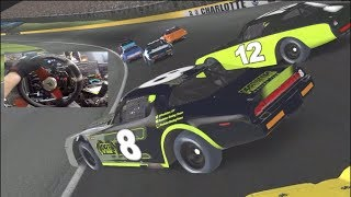 THIS ISN'T GOOD ..GoPro Oval Tandems?? Street Stock/Pickup Cup (iRacing PC)