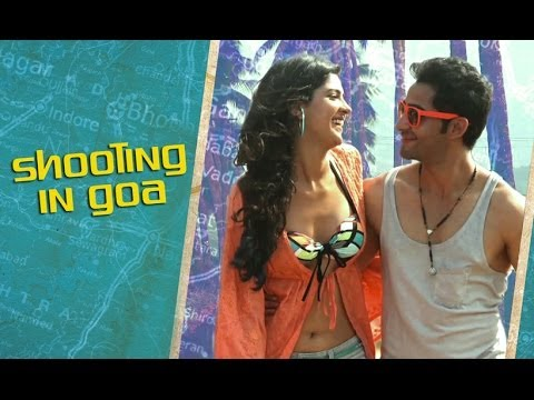 Lekar Hum Deewana Dil | Shooting In Goa | Armaan Jain & Deeksha Seth