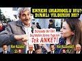 İstanbul Hala Açıklanamadı! Peki Halk Kimi İstiyor? İmamoğlu Mu, Yıldırım Mı?
