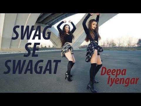 Swag se Swagat - Tiger Zinda Hai | Bollywood Hip Hop (heels) Dance | Deepa Iyengar Choreography