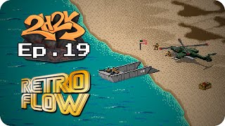 Retro Flow - Ep.19 - Desert Strike- Return to the Gulf