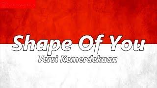 download lagu Ed Sheeran- Shape Of You Parodi Nama Kota Di gratis