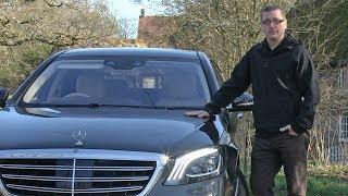 2018 Mercedes S350d Long-wheelbase Limousine Review