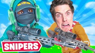 THE BEST SNIPERS IN FORTNITE!