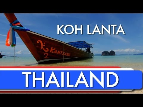 Travel Thailand - Koh Lanta